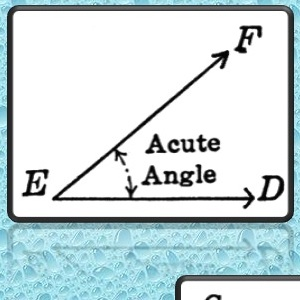 Angles - Complementary or Supplementary - That is the Questions!