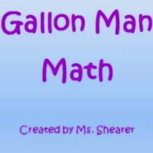 Gallon Man Math