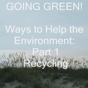 Going Green Podcast