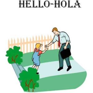 Greetings-Saludos