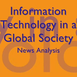 ITGS News Analysis Podcast