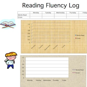 Reading Fluency Log
