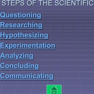 Scientific Method Revised