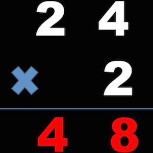 Two-Digit Multiplication Tutorial