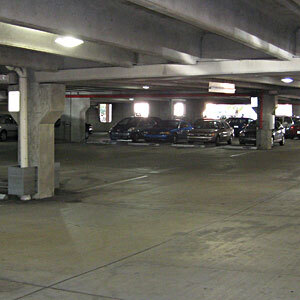 Cars in a Parking Garage (Short)