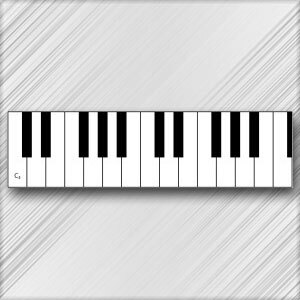 Grand Piano C - 3rd Octave