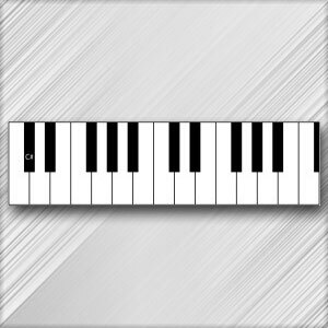 Grand Piano C# (D Flat) - 3rd Octave