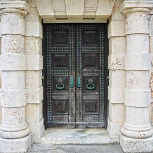 Heavy Door Opening and Closing & Audio clip: Heavy Door Opening and Closing   Clipaudio ETC