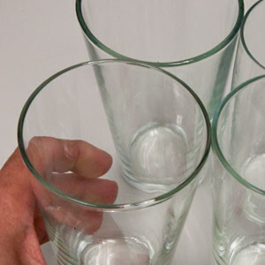 Many Glasses Clinking #4