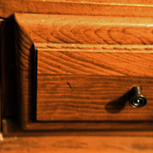 Opening and Closing a Squeaky Drawer #7