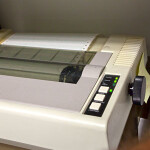 Dot Matrix Printer #1
