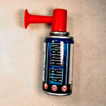 Short Burst Air Horn