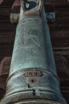 12-Pounder Cannon Used During the Mexican War