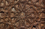 14th Century Wooden Star Carvings