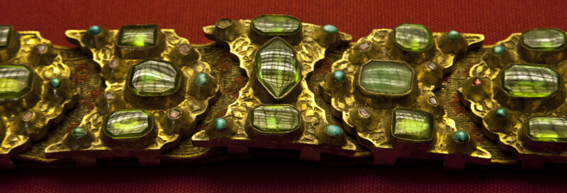 16th-17th Century Bejeweled Belt