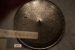 16th Century French Shield on Display  at the Timucuan Preserve Visitor Center of Fort Caroline National Memorial