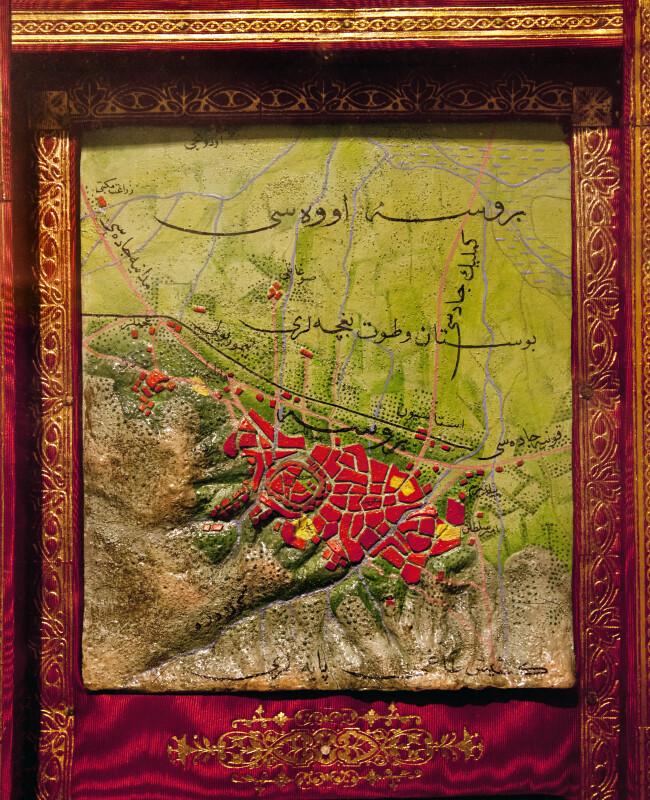 1901 Ottoman Empire Territories