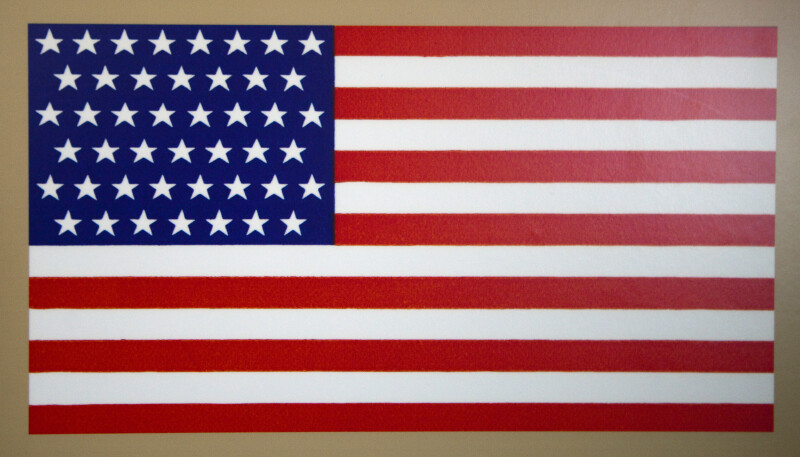 45-Star US Flag