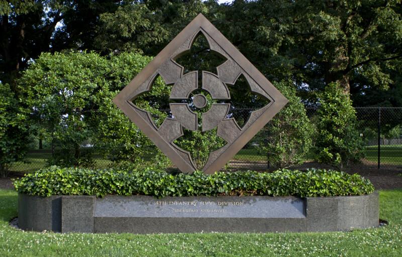 4th Infantry Memorial