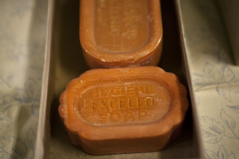 A Bar of Excello Soap