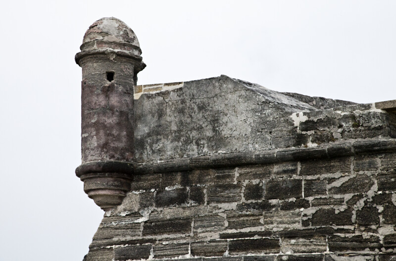 A Bartizan on a Bastion
