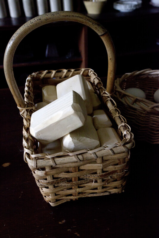 A Basket of Soap