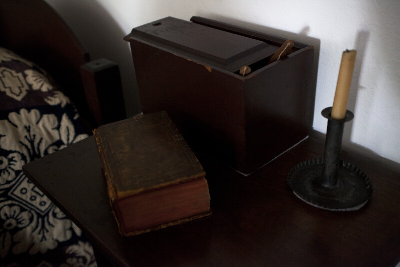 A Book, and a Box