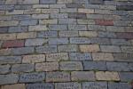 A Brick-Paved Surface