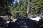 A Bridge over Cascade Creek