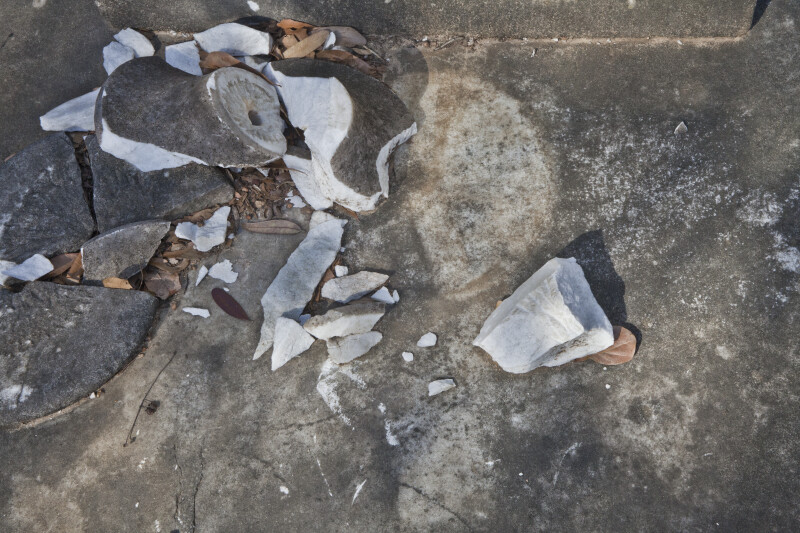A Broken Mess