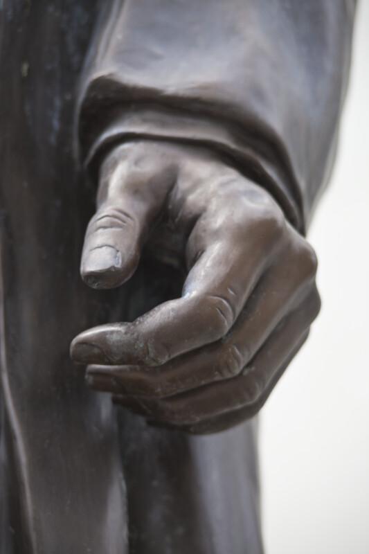 A Bronze Hand