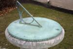 A Bronze Sundial