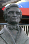 A Bust of Jose Maria Vargas