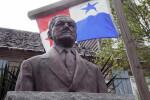 A Bust of Octavio Mendez Pereira