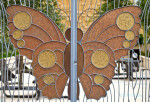A Butterfly Gate