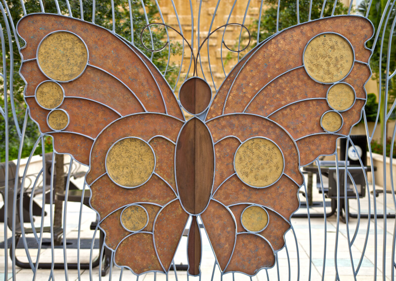 A Butterfly Gate