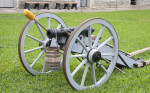 A Cannon on Wheels