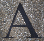 A, Capital