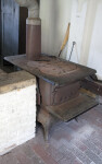 A Cast Iron Stove