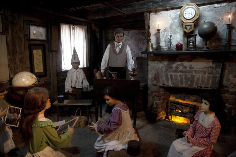 A Classroom Scene