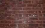 A Close-Up of a Brick Wall