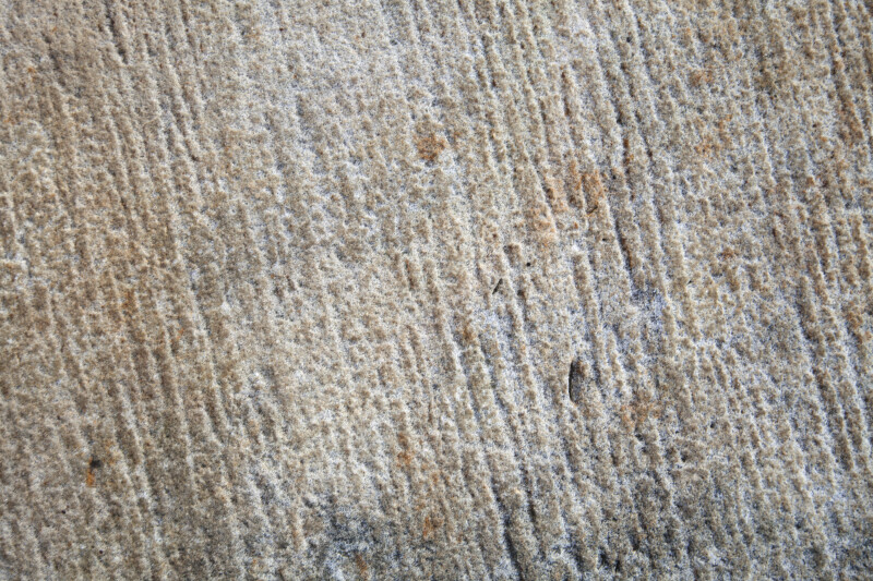 A Close-Up of Light Colored Sandstone