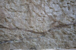 A Close-Up of Sandstone