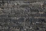 A Closer View of  Masonry Wall at Fort Matanzas