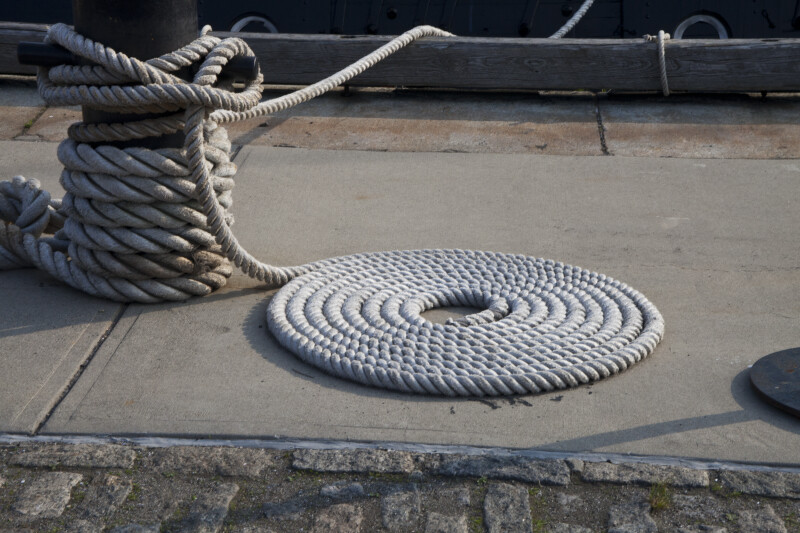 A Coil of Cordage