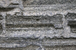 A Coquina Ashlar with Tabby Mortar