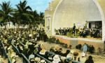 A Daily Band Concert in Royal Palm Park