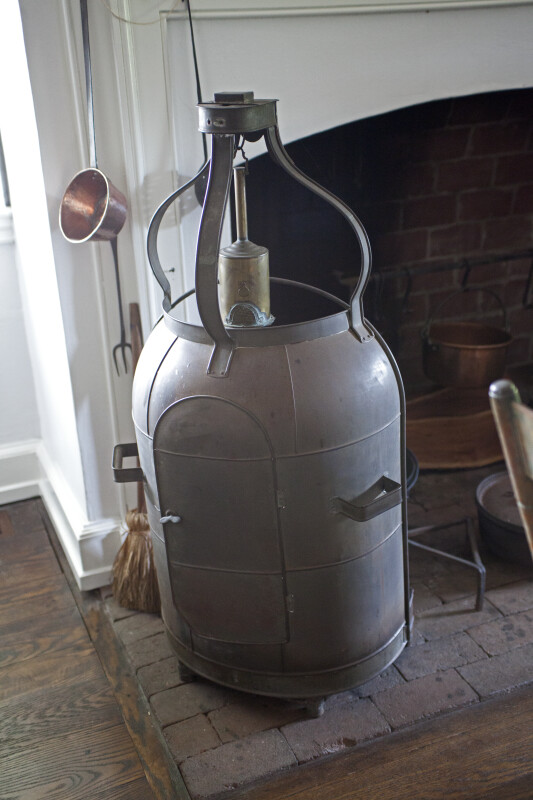 A Device for Cooking in a Fireplace