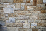 A Different Close-Up of a Sandstone Wall