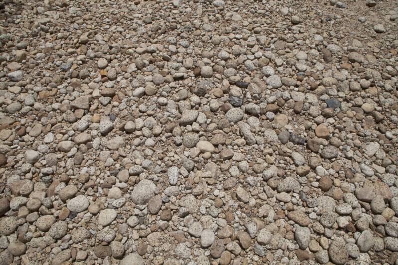 A Dry Stream Bed